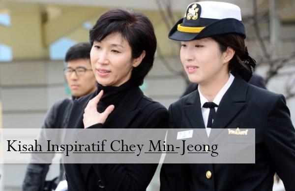 Kisah Inspiratif Chey Min-Jeong