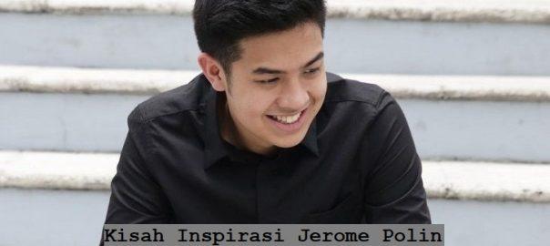 Kisah Inspirasi Jerome Polin Mendapat Beasiswa di Jepang